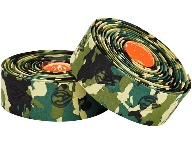 Cinelli Camouflage Ribbon - Ruban de cintre - vert